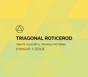 Triagonal Roticerod